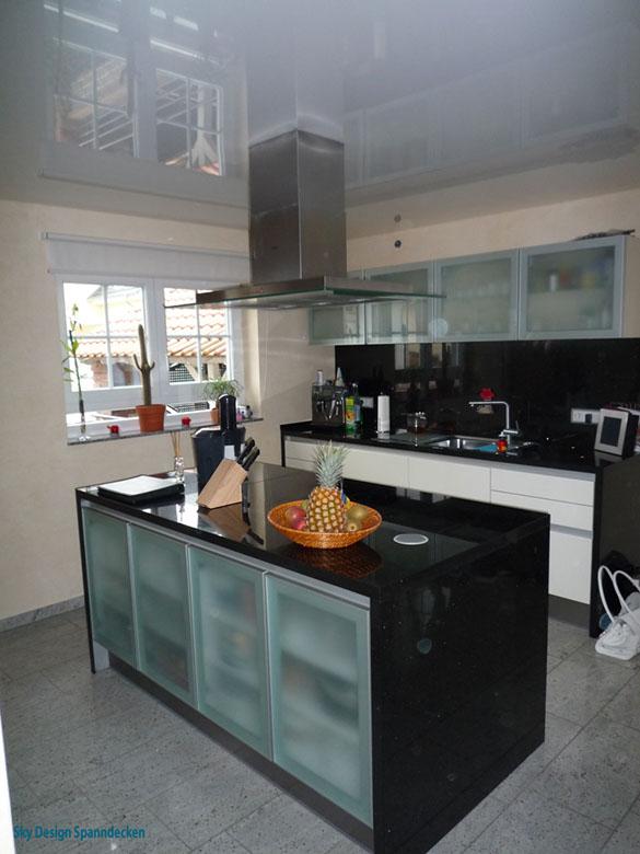 Skydesign Spanndecken Küche Und Esszimmer ...